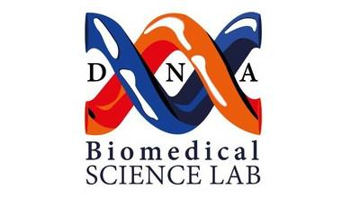 DNA Biomedical Science Lab Logo